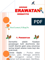 10. Materi Askep Dermatitis