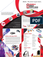 Mobile India Expo Brochure