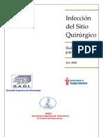 Recomendaciones 2008 Infeccion Del Sitio Quirurgico - SADI - ADECI
