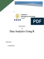 DataAnalytics- R clustering method