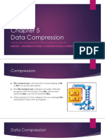Chapter 5 Data Comptession by Dileep Kumar