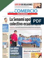 El Comercio del Ecuador Edición 243