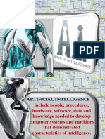 artificial intelliegence
