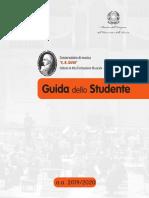 Guida Dello Studente 2019 20