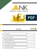 RANK Group Profile