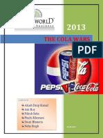 Pepsi and Coke_A comparative study