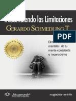 Gerardo Schmedling T Trascendiendo Las Limitaciones