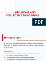 10.Trade Unions& Collective Bargaining