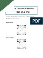 Fedorowicz, John and Kosten, Tony and Palliser, Richard - Paulsen-Taimanov variations [B40-49 & B54].pdf