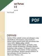 6. Infeksi Post Partum.pptx