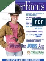WCC Career Focus Magazine