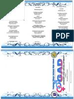 Gad Program Copy 2019