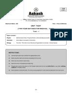 Aakash paper