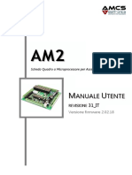 Manuale utente AM2