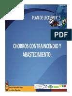 DPL-5 Chorros y Abastecimientos