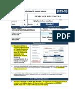 Fta-2019-1b-m2 Proyecto de Investigacion II Sec 01