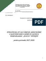 Strategie CEAC 2017 2020