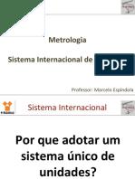 Metrologia_Sistemas de Unidades