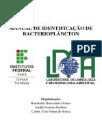 Manual de Identificação de Bacterioplâncton (1)