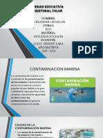 Contaminacion Marina 2