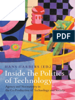 HARBERS (ed)- Inside the Politics of Technology_ Agency and Normativity in the Co-Production of Technology and Society (2005).pdf
