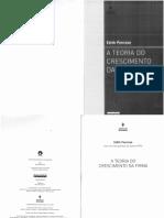 Livro - 1959 - Penrose - TRAD - A teoria do crescimento da firma.pdf