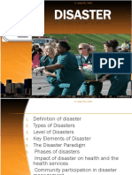 3. . Disaster