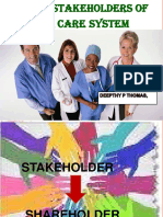 majorstakeholdersofhealthcaresystempwrpnt-131220080706-phpapp02.pdf