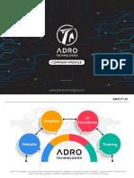 Adro Technologies Company Profile-2