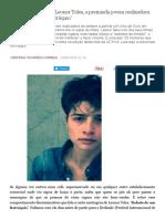 2016.02.26 - Conheça Leonor Teles, A Premiada Jovem Realizadora de 'Balada de Um Batráquio'