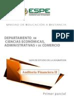 Actividad Entregable 1 -1auditoria Finaciera 2