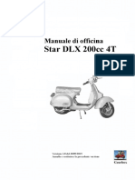 Manuale Officina STAR 200cc ITA GEAR 3.0