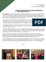 ALPFA Advocate Award Post Event PR
