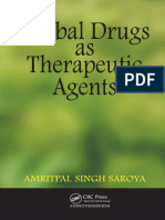 Amritpal Singh-Herbal Drugs as Therapeutic Agents-CRC Press (2014)