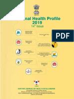 National Health Profile - INDIA