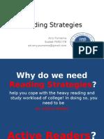 Reading Strategies