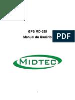 23 GPS MD555 Manual