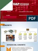 concreto sustentacion