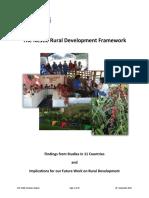 Nestle Rural Development Framework Update2015