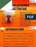 Instalaciones electricas diapositivas