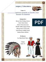 Variedades Linguisticas