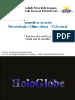 atmosfera e climatologia