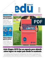 PuntoEdu Año 15, número 492 (2019)