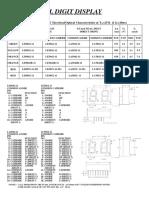 Datasheet Tr425