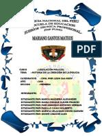 Monografia de Legislacion Policial 1