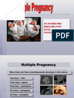 Multiple Pregnancy