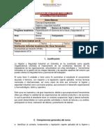 Programa Analitico Curso PAC HSI