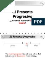 Present Progressive Pp 2pdf