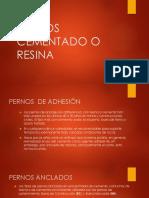 PERNOS CEMENTADO O RESINA final 2.pptx