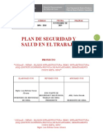 Plan de Seguridad Quico